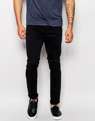 Dr. Denim Dr Denim Chinos Heywood Skinny Fit Black