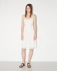 Dosa Kymber Slip Dress White