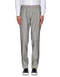 Boglioli Trousers Casual Trousers Men Grey