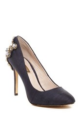 Louise Et Cie Footwear Ida Dress Pump Blue