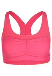 Roxy Spirit Sports Bra Azalea Berry