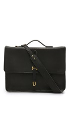 Billykirk Schoolboy Satchel Black