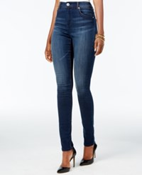 Inc International Concepts High Rise Sunday Wash Skinny Jeans Only At Macy's
