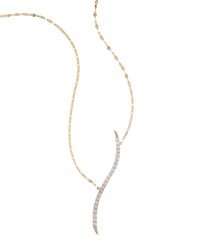 Flawless Mirage Diamond Pendant Necklace Lana