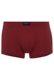 Tom Tailor Shorts Cardinal Red