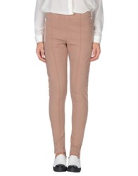 Happiness Trousers Casual Trousers Women Khaki
