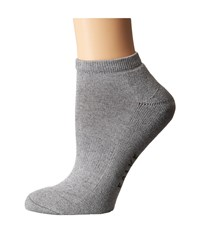 Falke Cosy Sneaker Sock Grey Women's Crew Cut Socks Shoes Gray