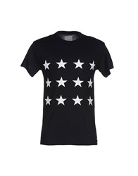 The Editor Topwear T Shirts Men Black