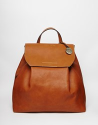 Fiorelli Blakely Fold Over Backpack Tan