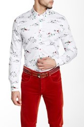 Moods Of Norway Atle Slim Shirt White