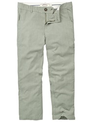 Fat Face Cropped Trousers Light Birch
