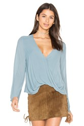 Blue Life Hayley Blouse Blue