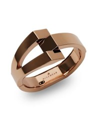 Wisewear Calder 18K Rose Goldplated Smart Bracelet