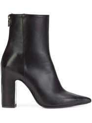 Barbara Bui Pointed Toe Boots Black