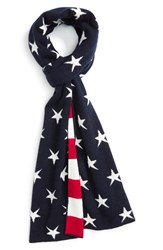 Vineyard Vines Men's Stars And Stripes Scarf