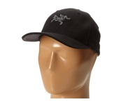 Arc'teryx Embroidered Bird Cap Black Caps