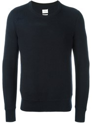Rag And Bone 'Avery' Pullover Blue