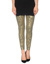 Met Miami Cocktail Leggings Military Green