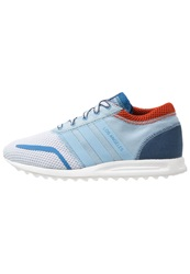 Adidas Originals Los Angeles Trainers Pearl Opal Clear Sky Night Marine Light Blue