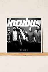 Urban Outfitters Incubus Trust Fall Ep Black