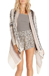 Billabong Women's Winter Wonderland Cardigan