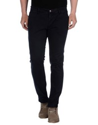 Havana And Co. Casual Pants Dark Blue