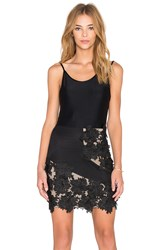Whitney Eve Tourmaline Dress Black