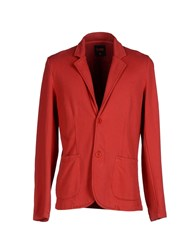 Sun 68 Suits And Jackets Blazers Men Red