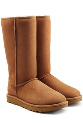 Ugg Australia Classic Ii Tall Suede Boots Brown