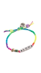 Venessa Arizaga Lady Aloha Bracelet Tropical