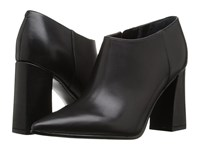 Marc Fisher Jayla Black Leather Women's Shoes