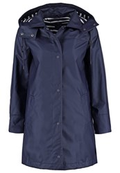 Gap Parka True Indigo Blue