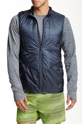 Brooks Lsd Thermal Vest Gray