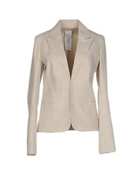Pf Paola Frani Suits And Jackets Blazers Women Light Grey