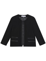 Gerard Darel Sunday Short Jacket Black