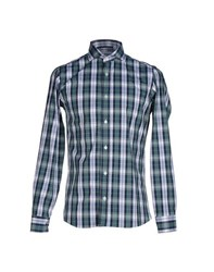 Dickson Shirts Shirts Men Green