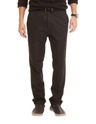Nautica Slim Fit Tech Pants True Black