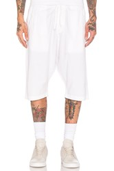 Mhi Summer Long Shorts White