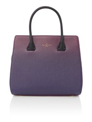 Paul's Boutique The Berwick Collection Burgundy Tote Burgundy