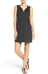 Tommy Bahama Women's 'Pearl' Split Neck Cover Up Dress