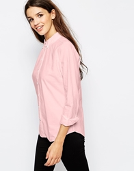 Only Oxford Shirt Pink