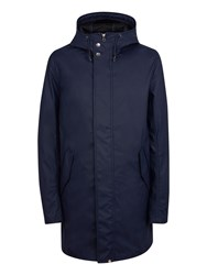Pretty Green Tremain Parka Navy