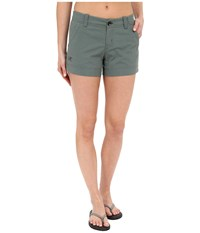 Arc'teryx Camden Chino Shorts Boxcar Women's Shorts Blue