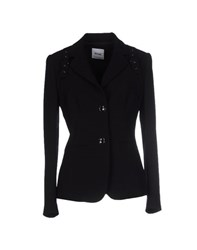 Moschino Cheap And Chic Moschino Cheapandchic Suits And Jackets Blazers Women Black