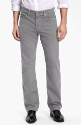 Ag Jeans Men's Big And Tall Ag 'Protege Sud' Straight Leg Pants Stone Grey