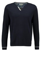 Harris Wilson Takis Jumper Marine Dark Blue
