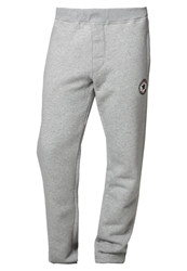 Converse Core Tracksuit Bottoms Vintage Grey Heather Mottled Grey