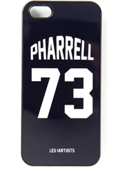 Les Artists Les Art Ists 'Basketball Pharell' Iphone 5 Case Black