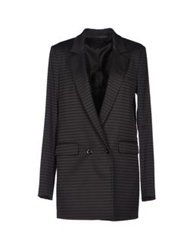 Guess By Marciano Coats Black