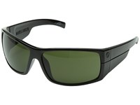 Electric Eyewear Mudslinger Gloss Black Melanin Grey Sport Sunglasses